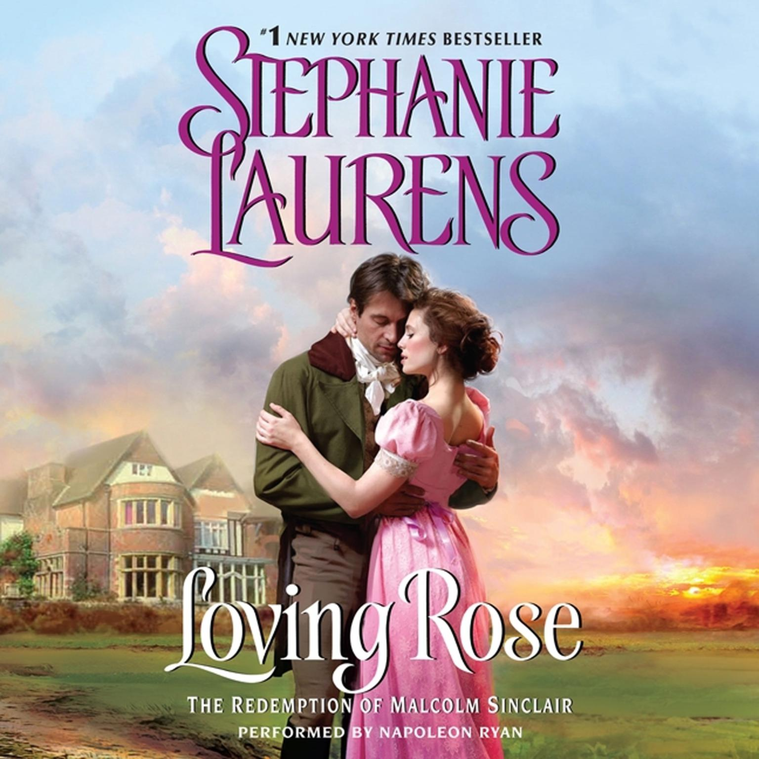 Printable Loving Rose: The Redemption of Malcolm Sinclair Audiobook Cover Art