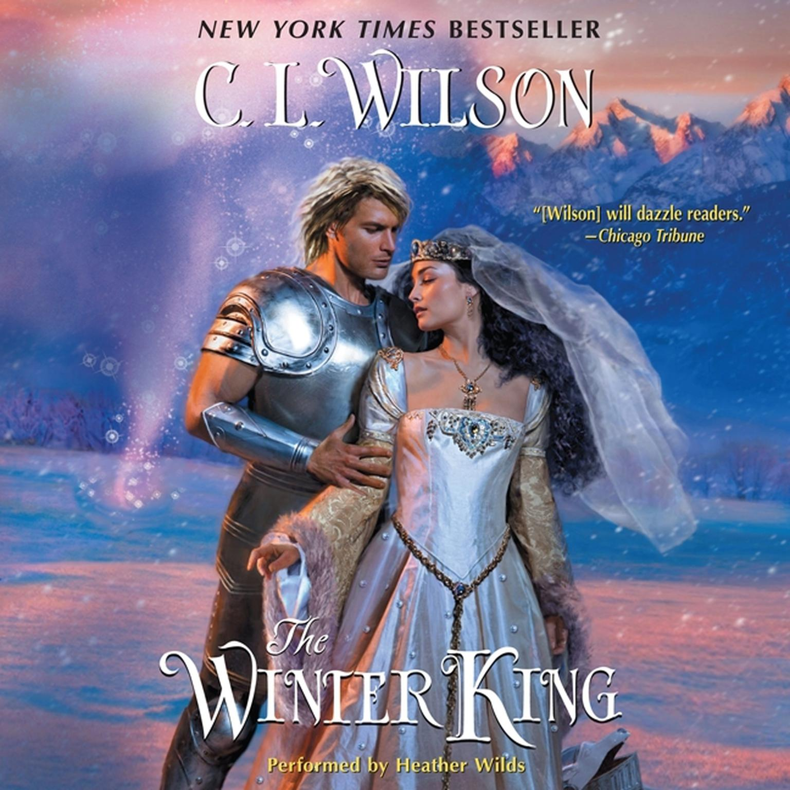 Printable The Winter King Audiobook Cover Art