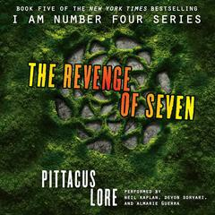 The Revenge of Seven Audiobook, by