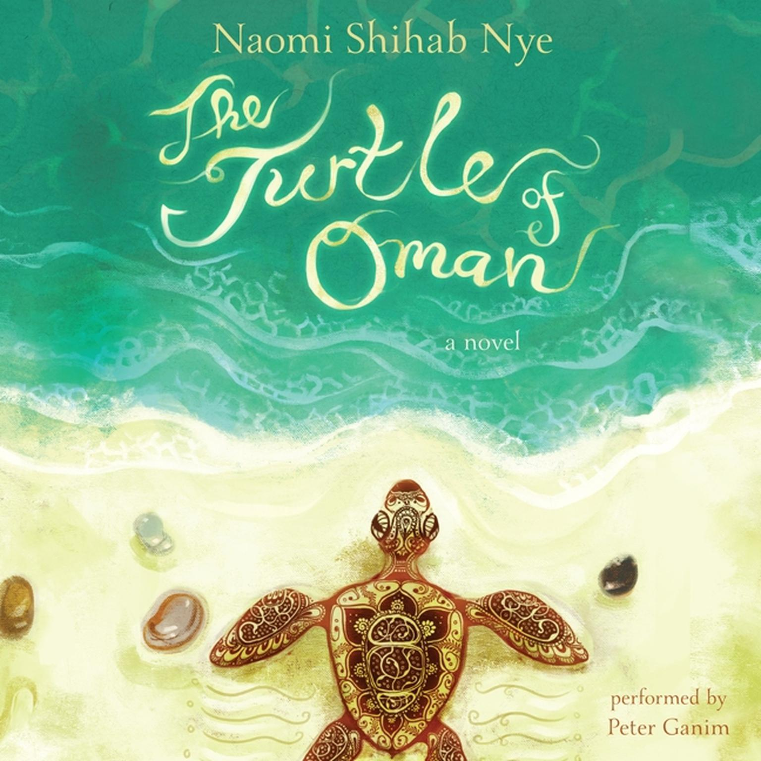Printable The Turtle of Oman: A Novel Audiobook Cover Art