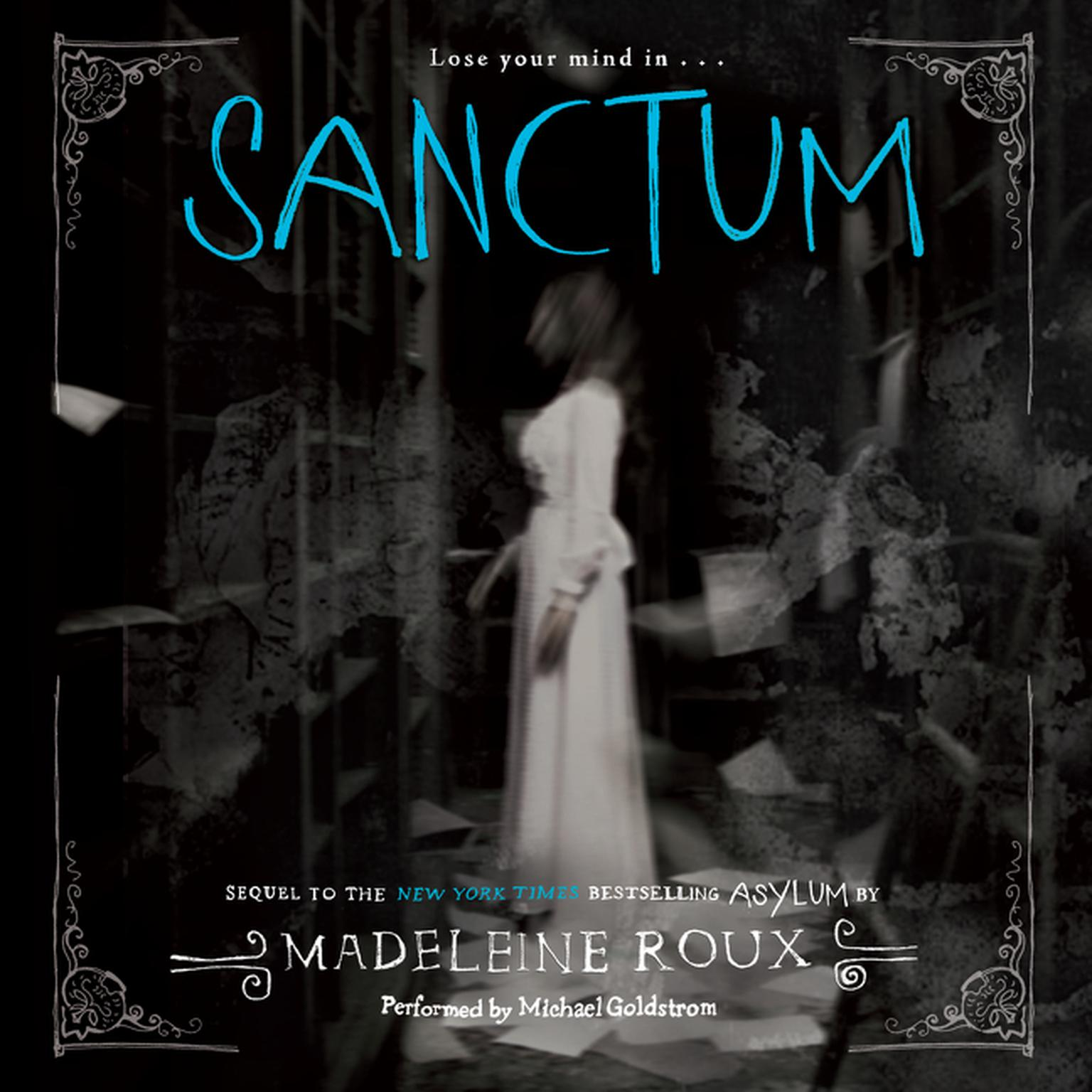 Printable Sanctum: An Asylum Novel Audiobook Cover Art