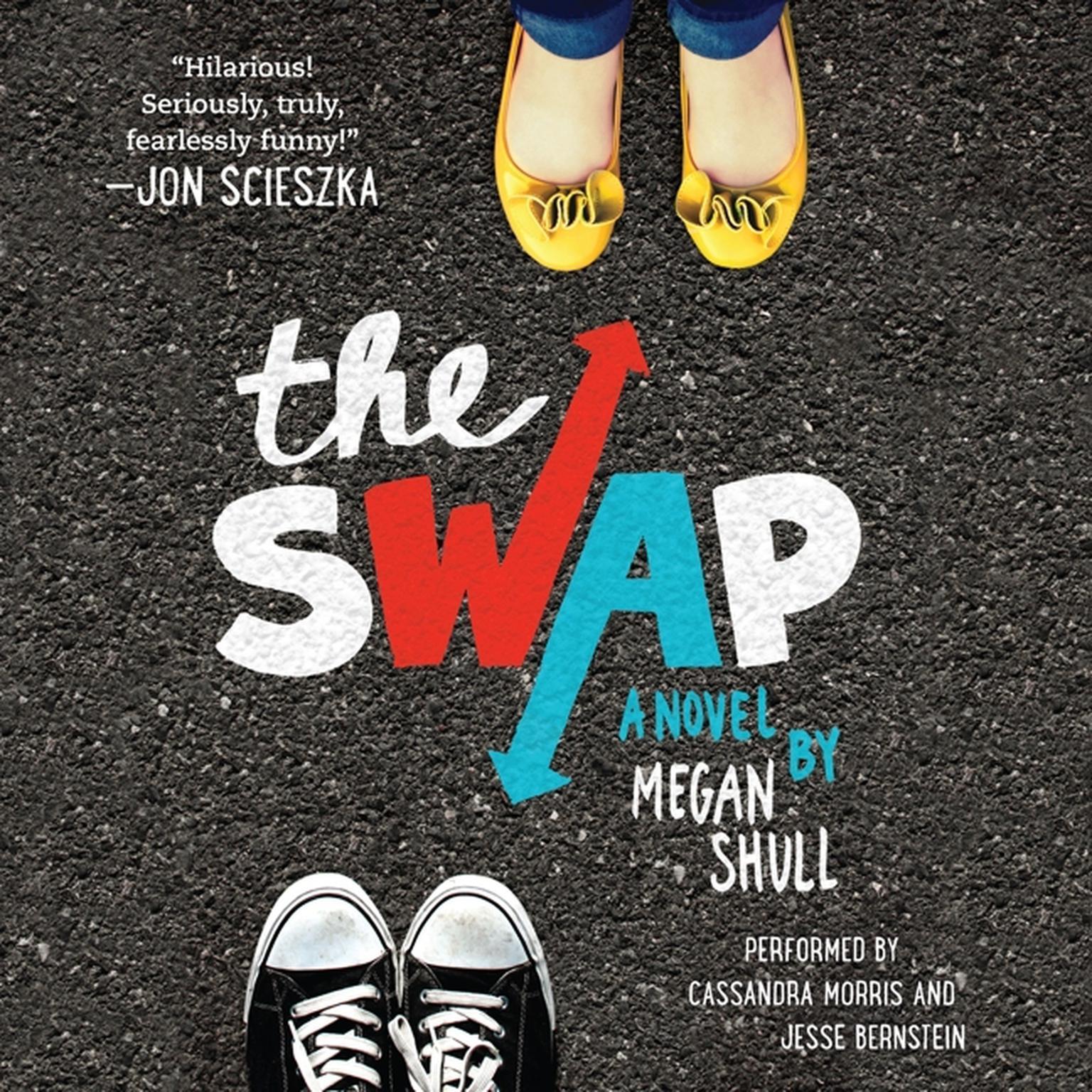Printable The Swap Audiobook Cover Art