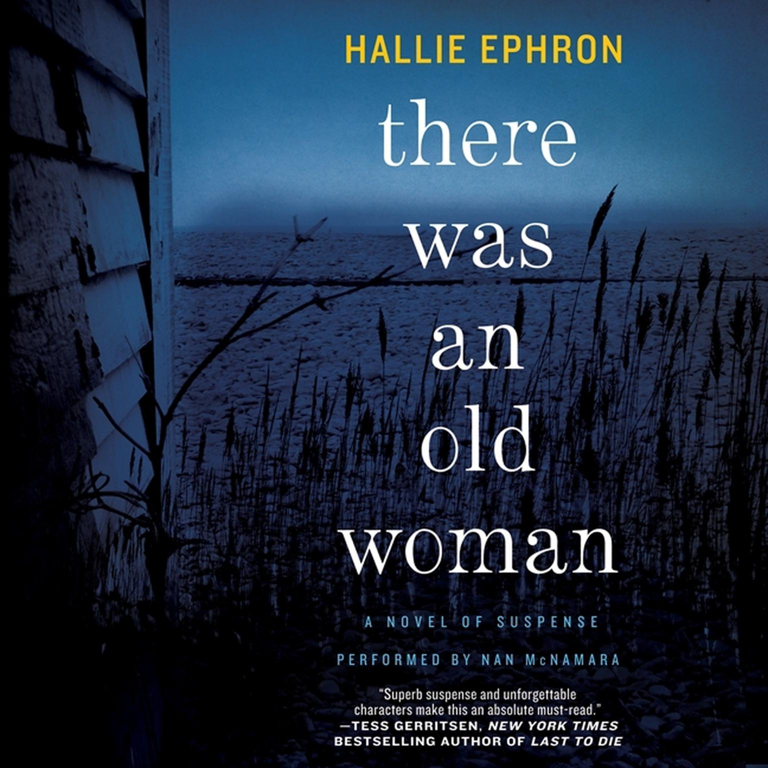 Printable There Was an Old Woman: A Novel of Suspense Audiobook Cover Art