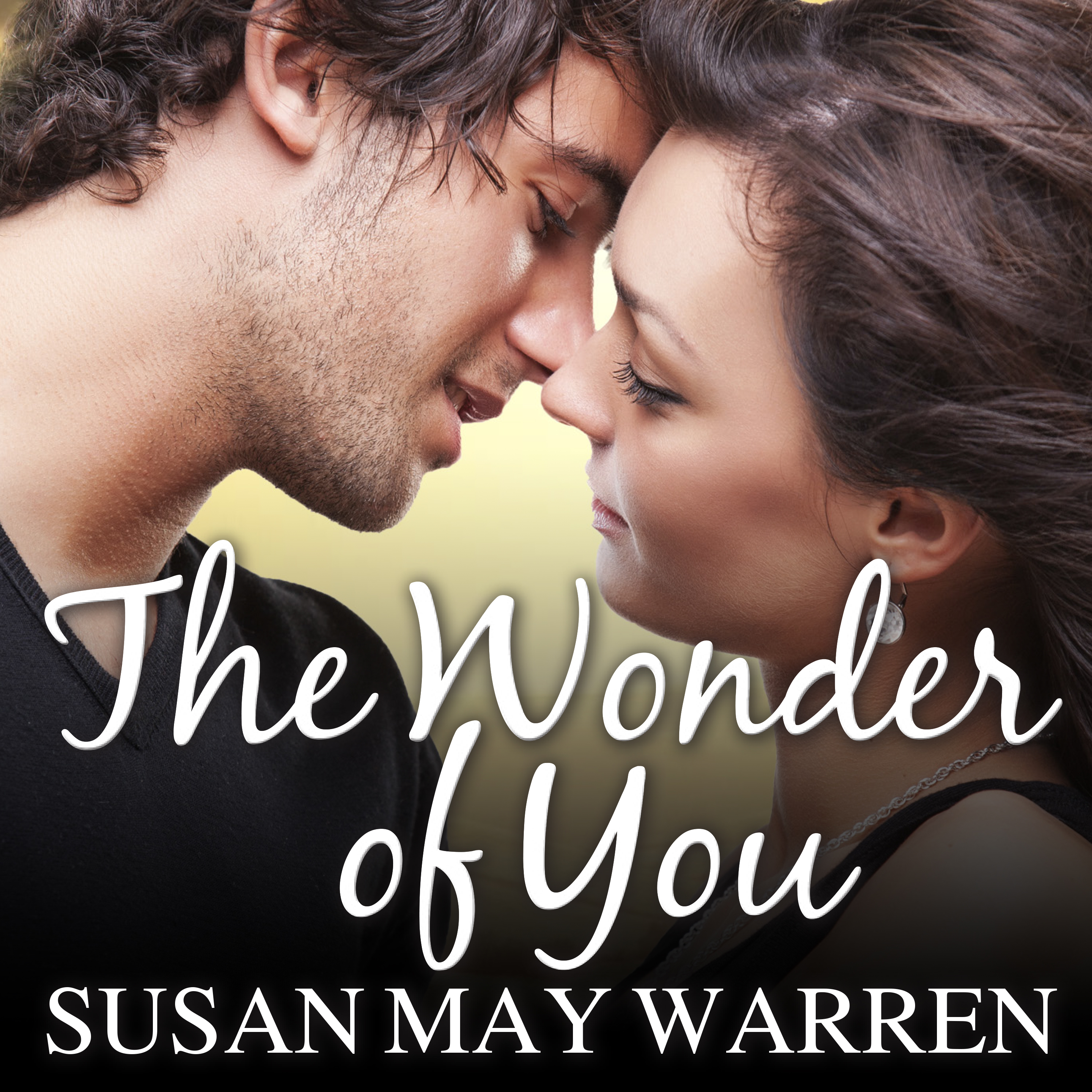 Printable The Wonder of You Audiobook Cover Art