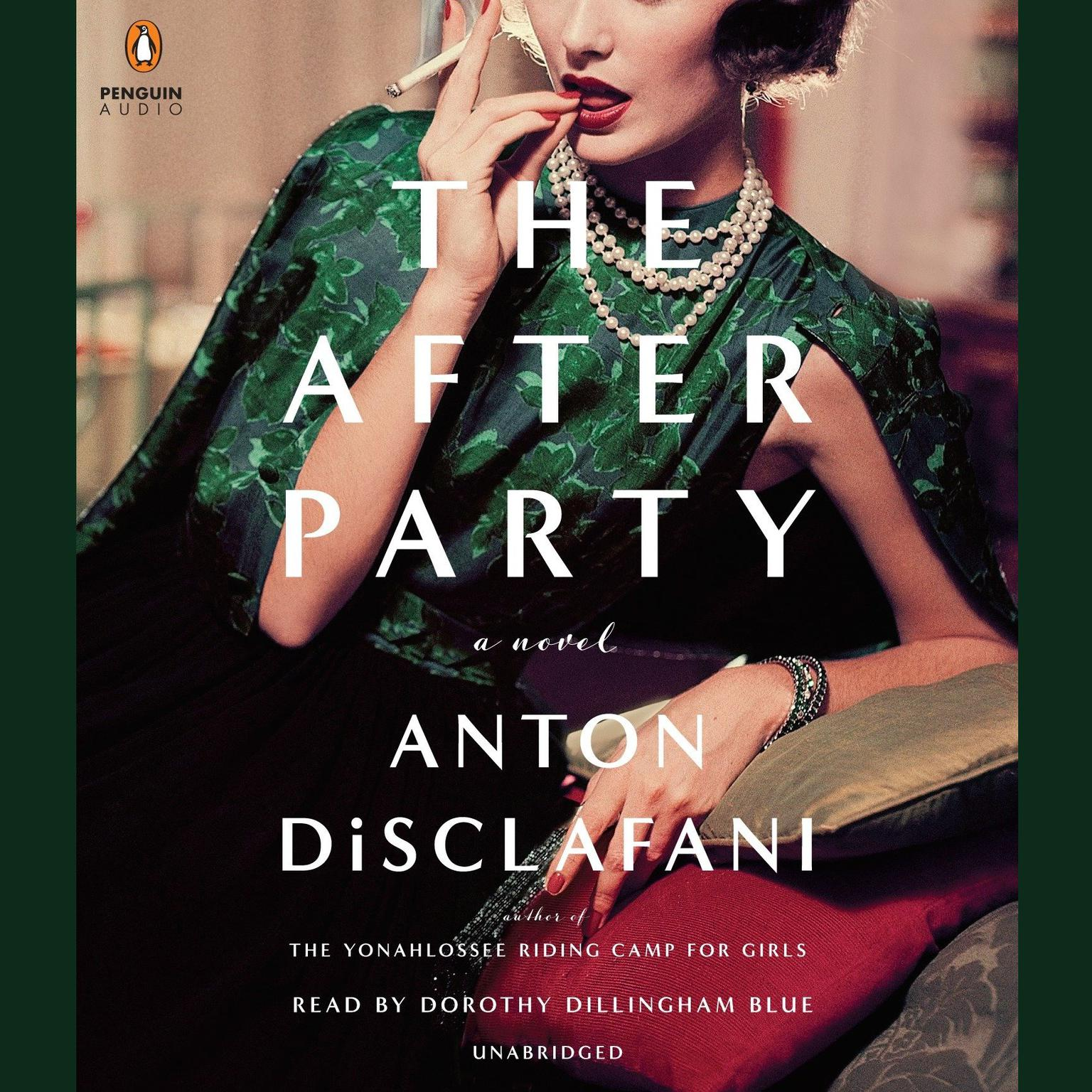 Printable The After Party: A Novel Audiobook Cover Art