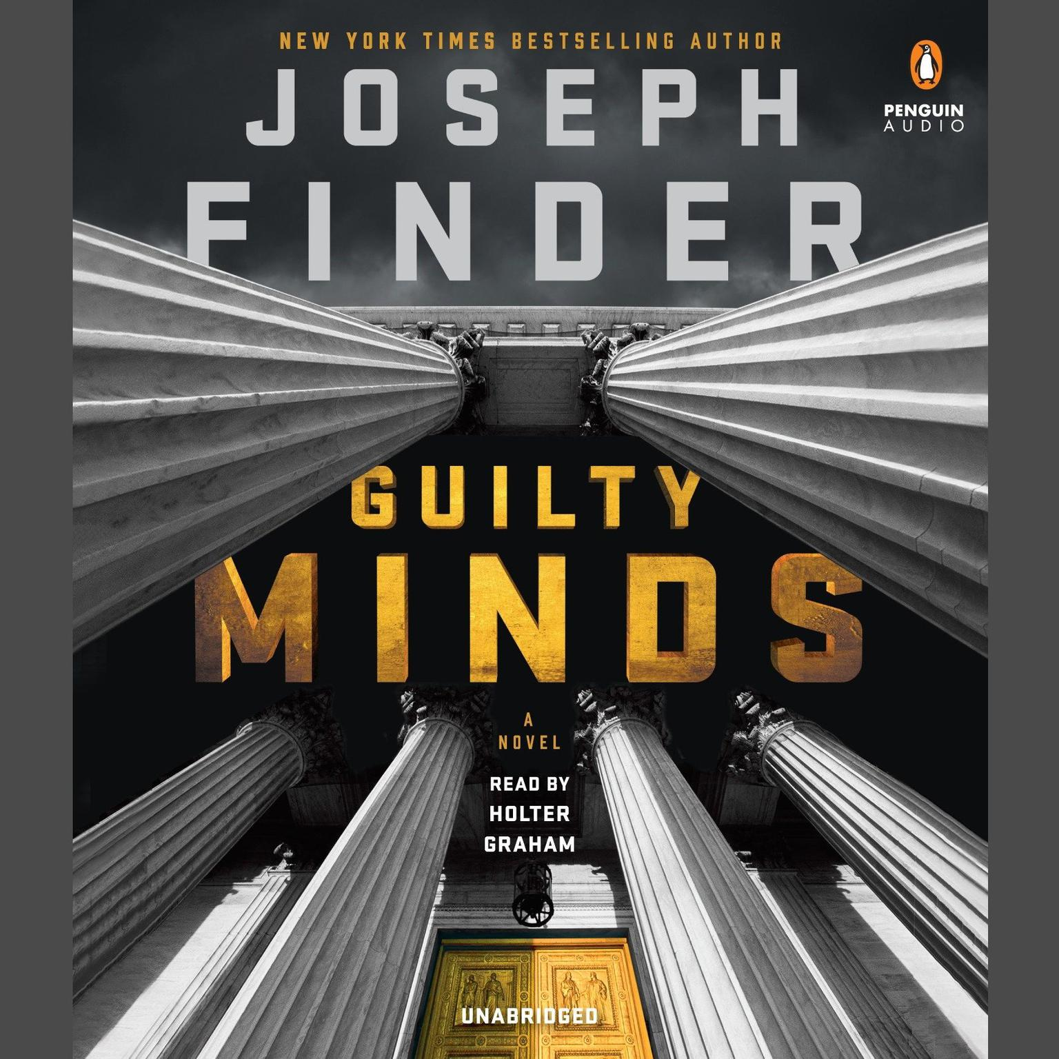 Printable Guilty Minds: A Novel Audiobook Cover Art