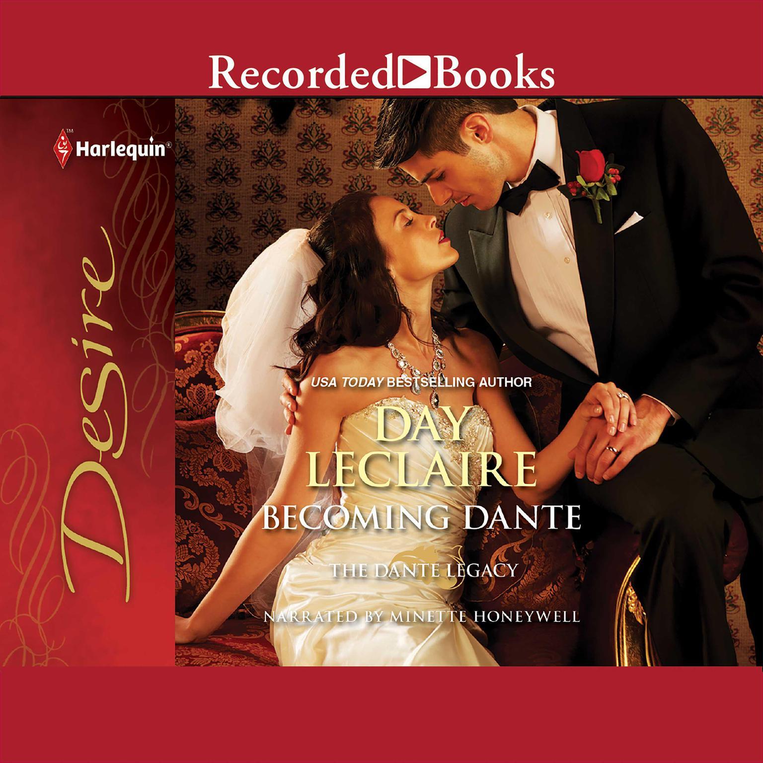 Printable Becoming Dante Audiobook Cover Art