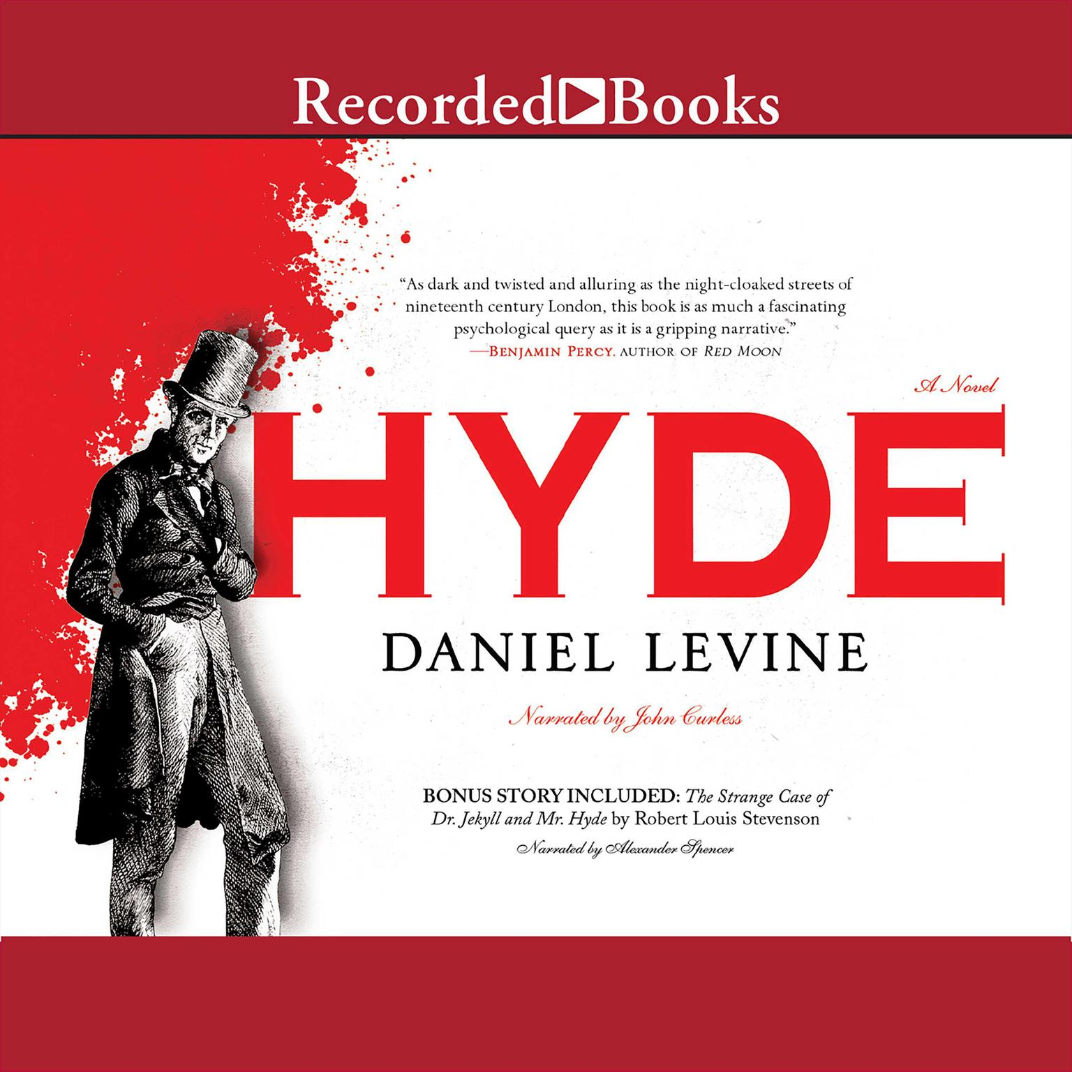 Printable Hyde Audiobook Cover Art