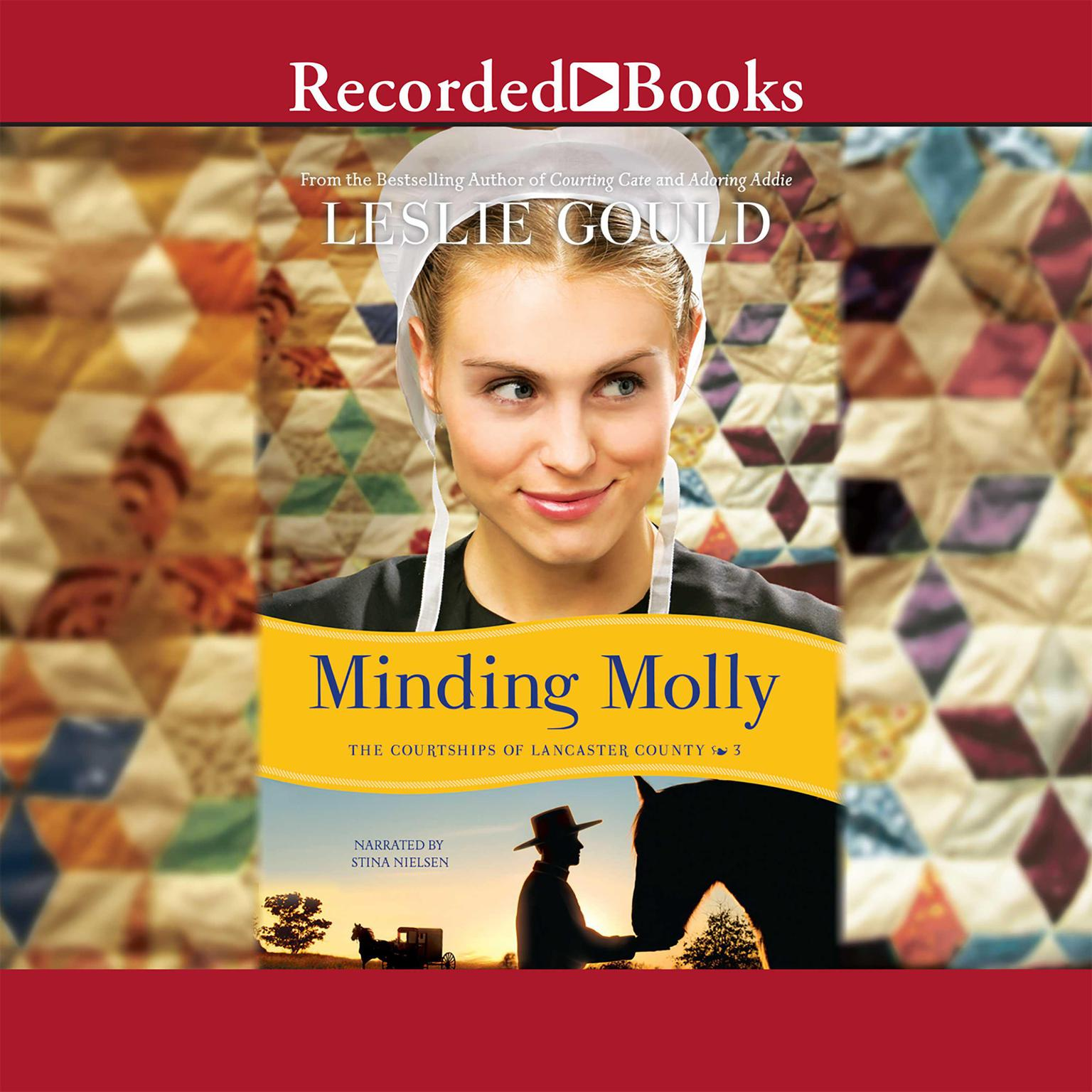 Printable Minding Molly Audiobook Cover Art