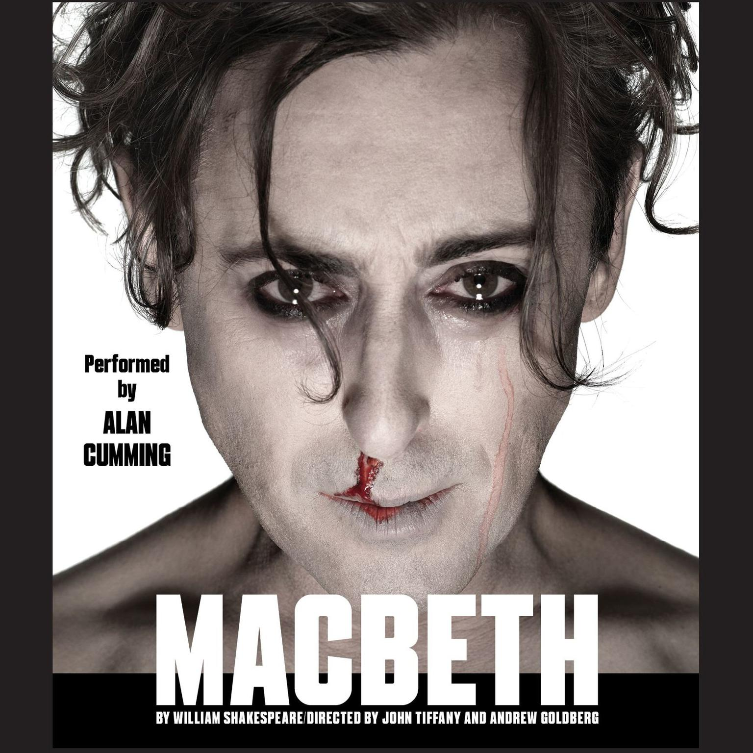 Printable Macbeth: Folger Shakespeare Library Presents Audiobook Cover Art