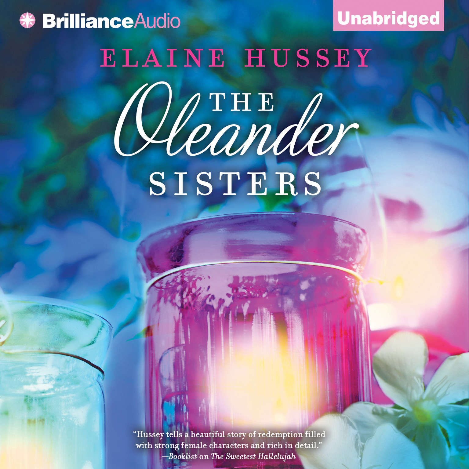 Printable The Oleander Sisters Audiobook Cover Art