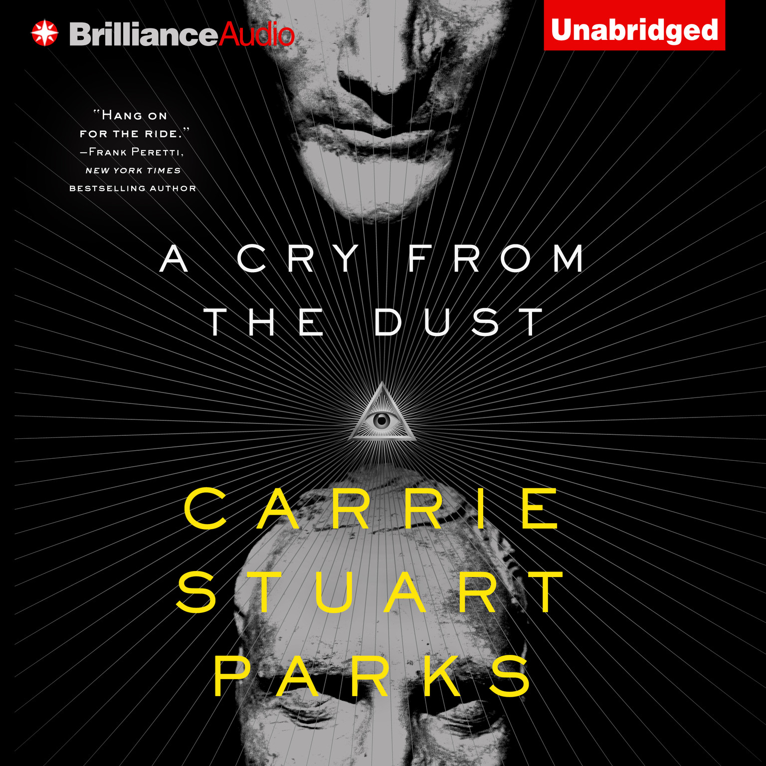 Printable A Cry from the Dust Audiobook Cover Art