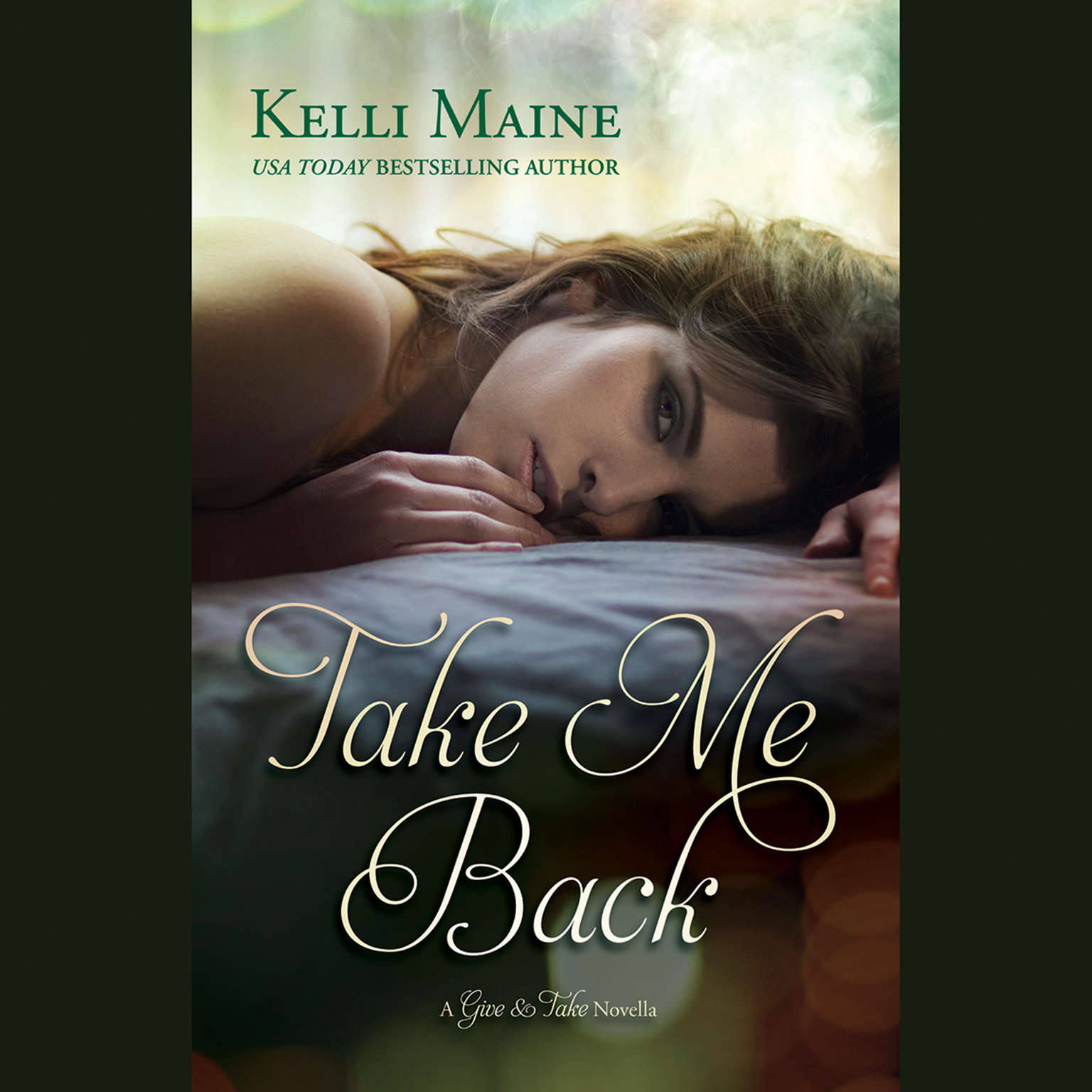 Printable Take Me Back: A Give & Take Novella Audiobook Cover Art