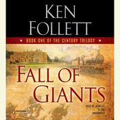 Fall of Giants, by Ken Follett