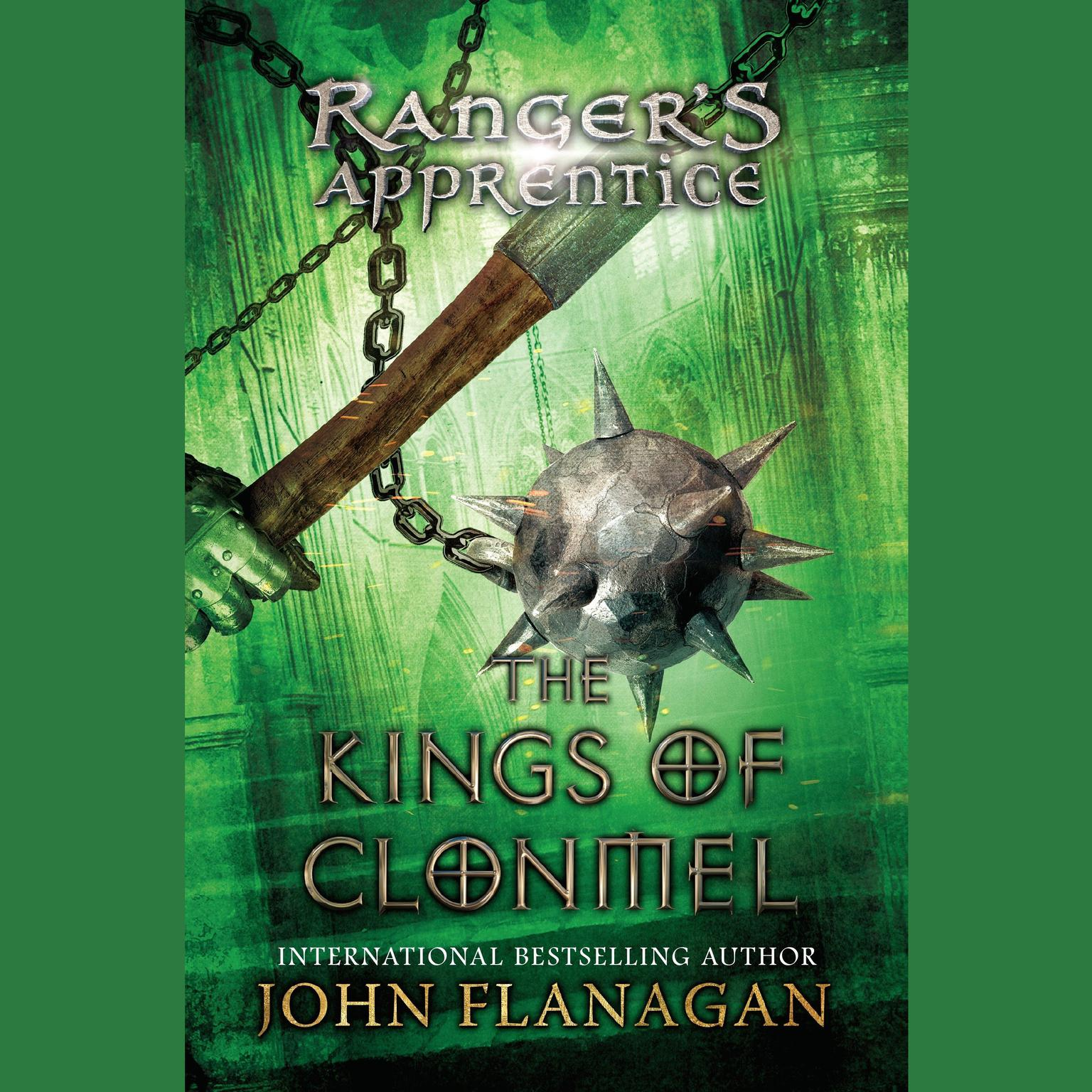 Printable Ranger's Apprentice, Book 8: Kings of Clonmel Audiobook Cover Art