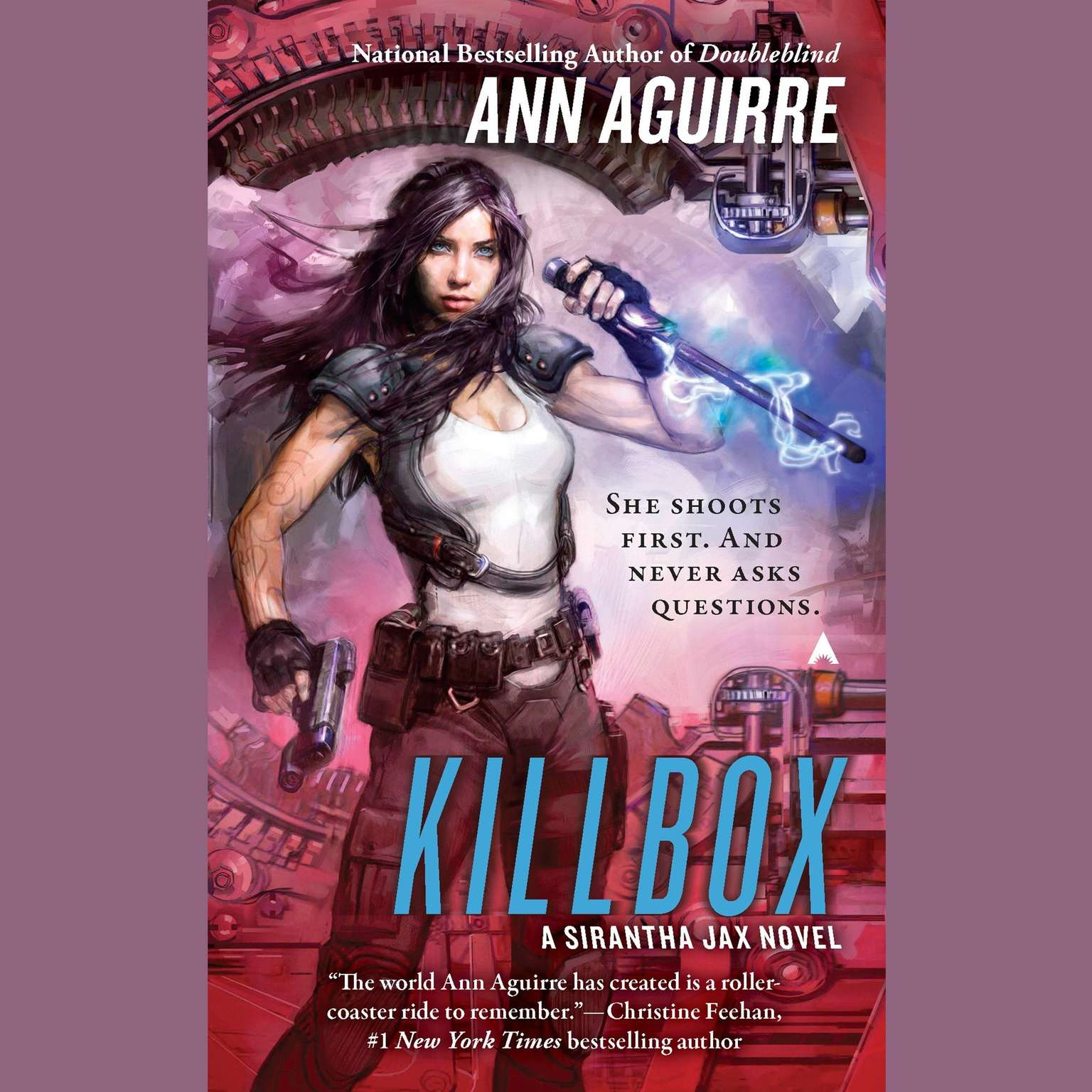Printable Killbox Audiobook Cover Art