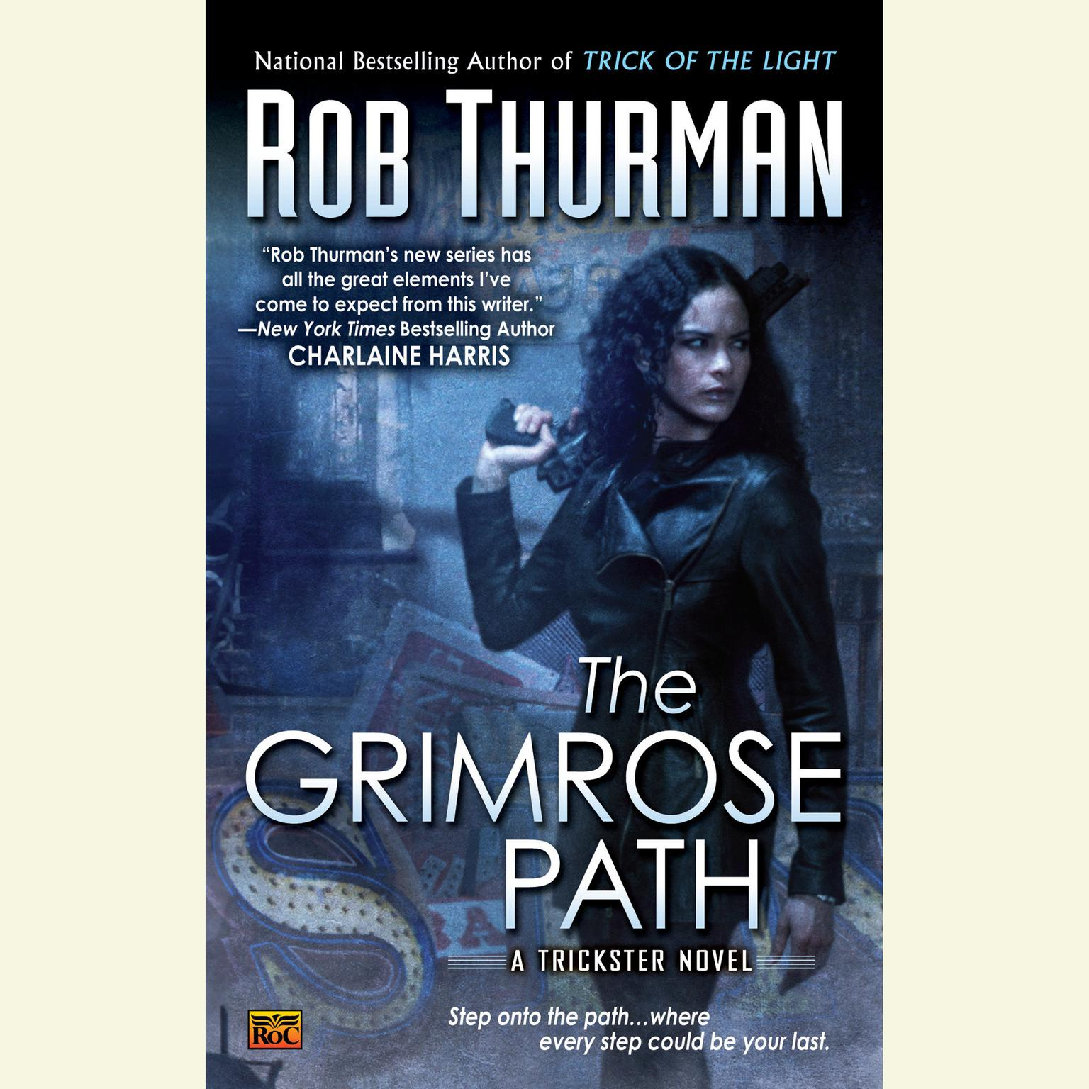 Printable The Grimrose Path: A Trickster Novel Audiobook Cover Art