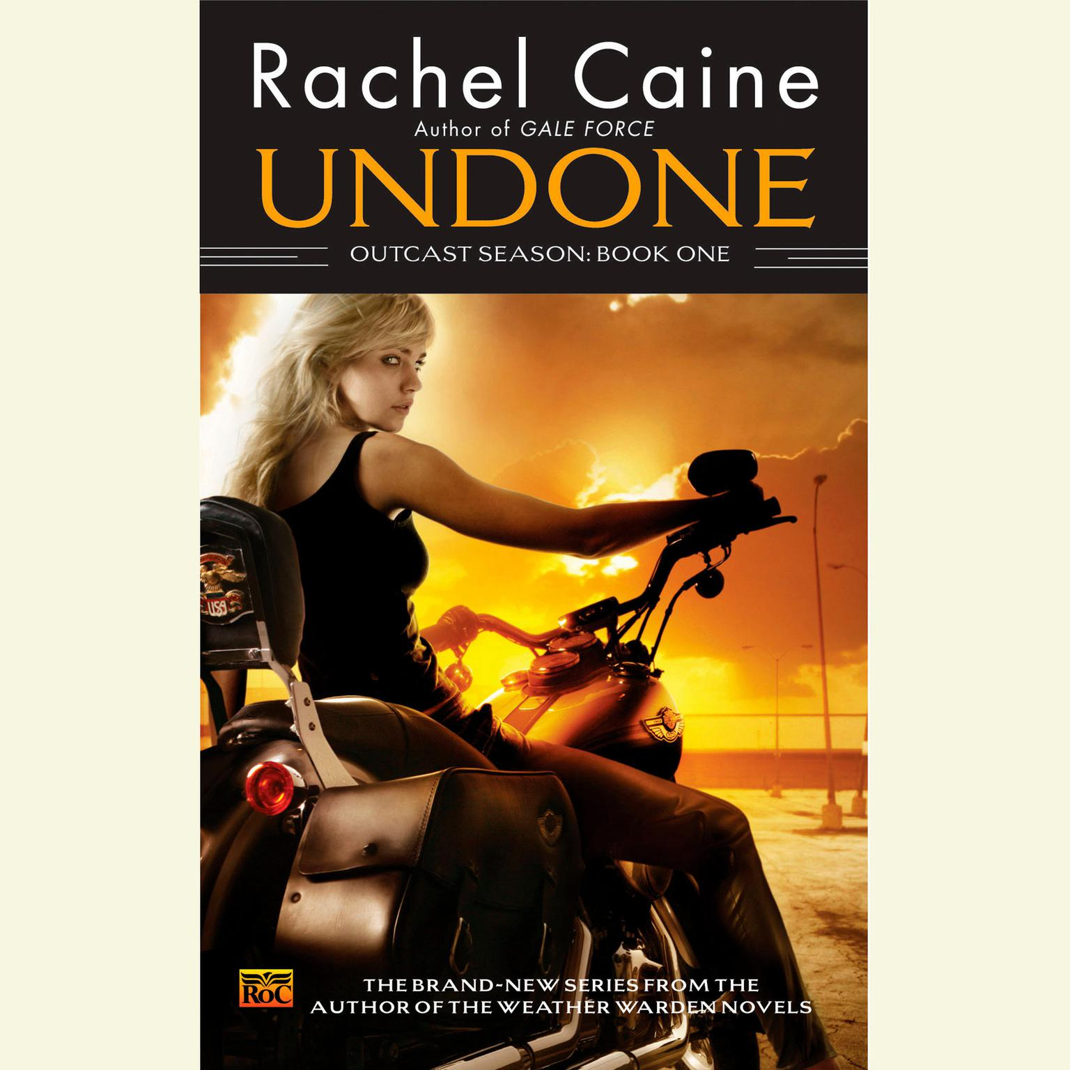 Printable Undone: Outcast Season, Book One: Outcast Season, Book One Audiobook Cover Art