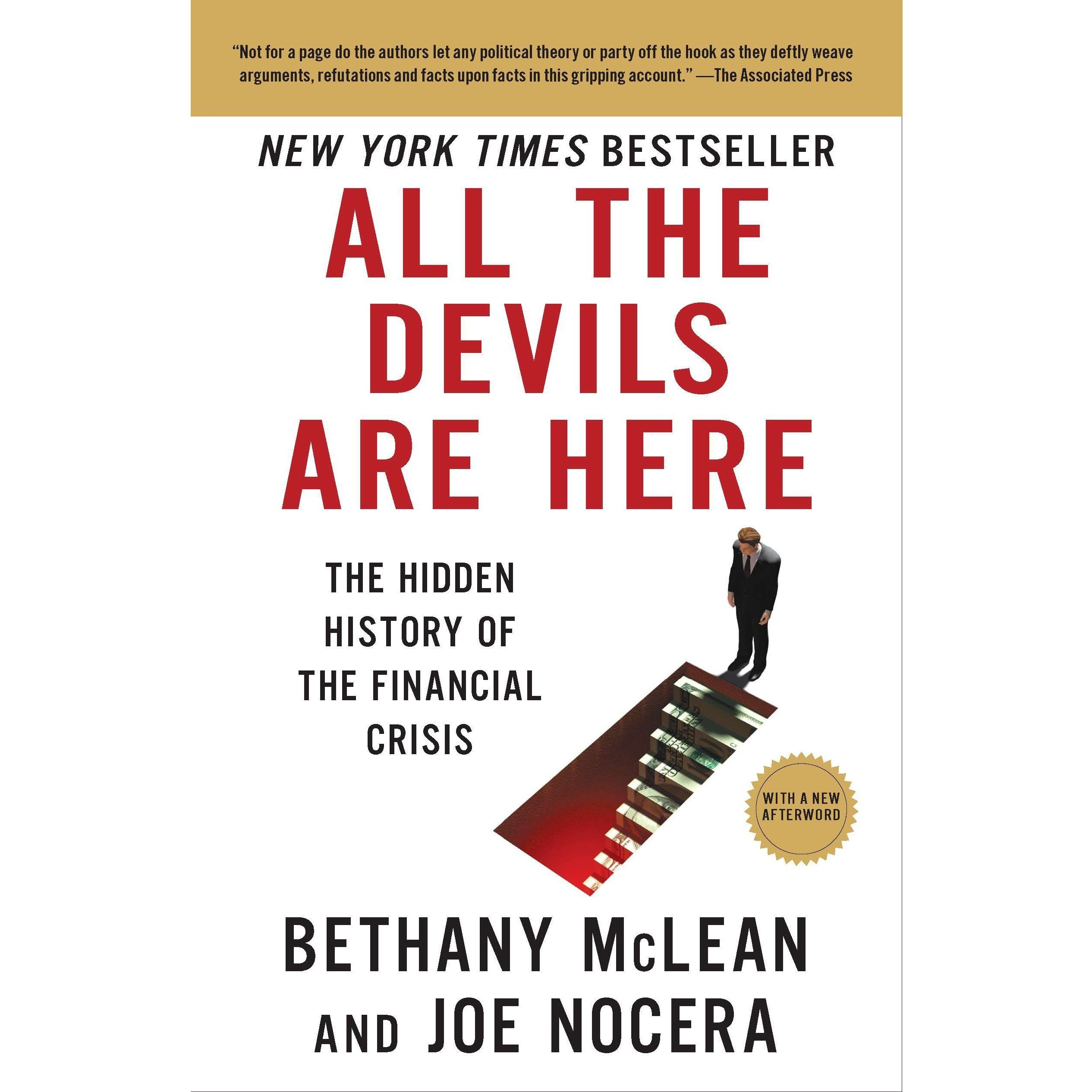 Printable All the Devils Are Here: The Hidden History of the Financial Crisis Audiobook Cover Art