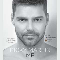Me Audiobook, by Ricky Martin