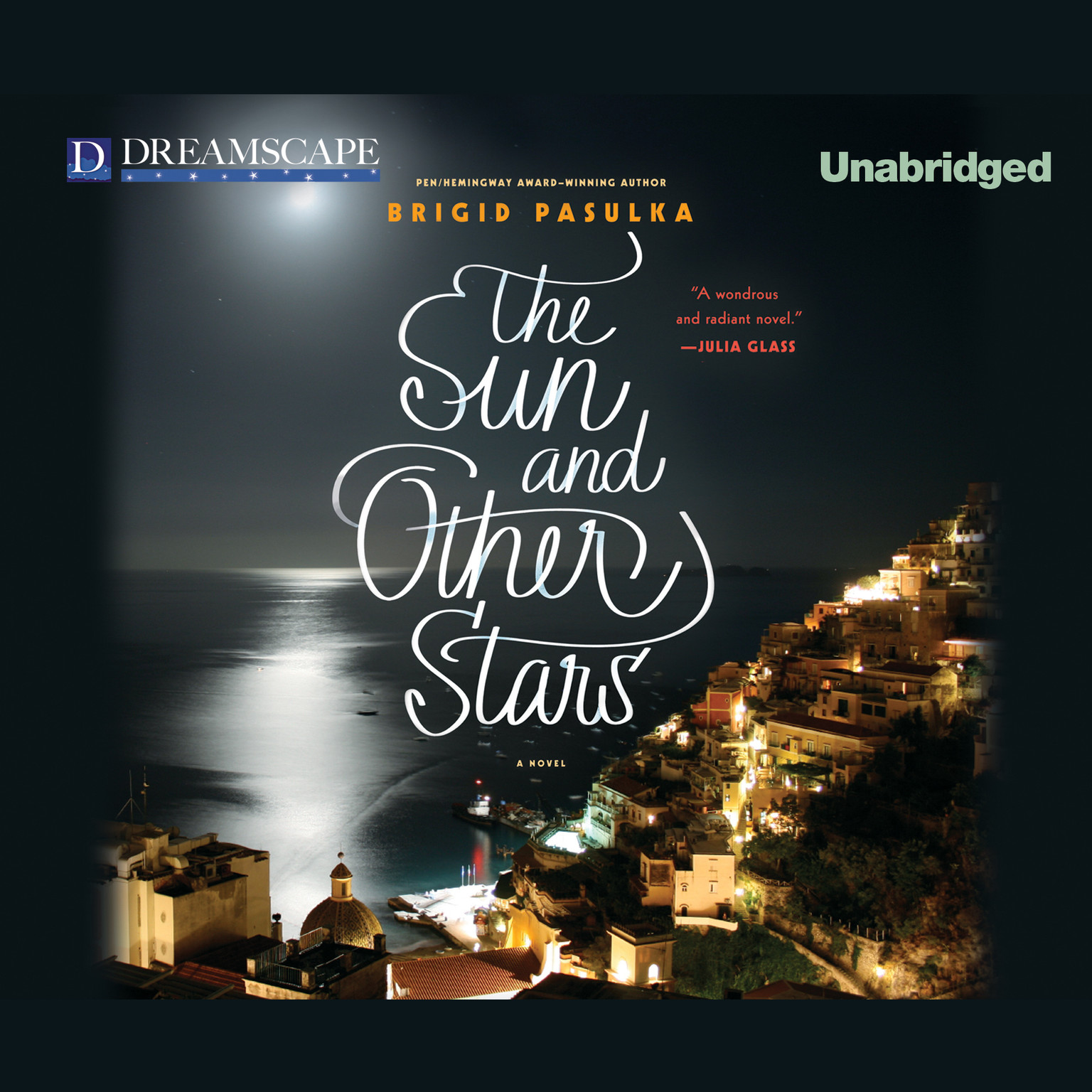 Printable The Sun and Other Stars Audiobook Cover Art