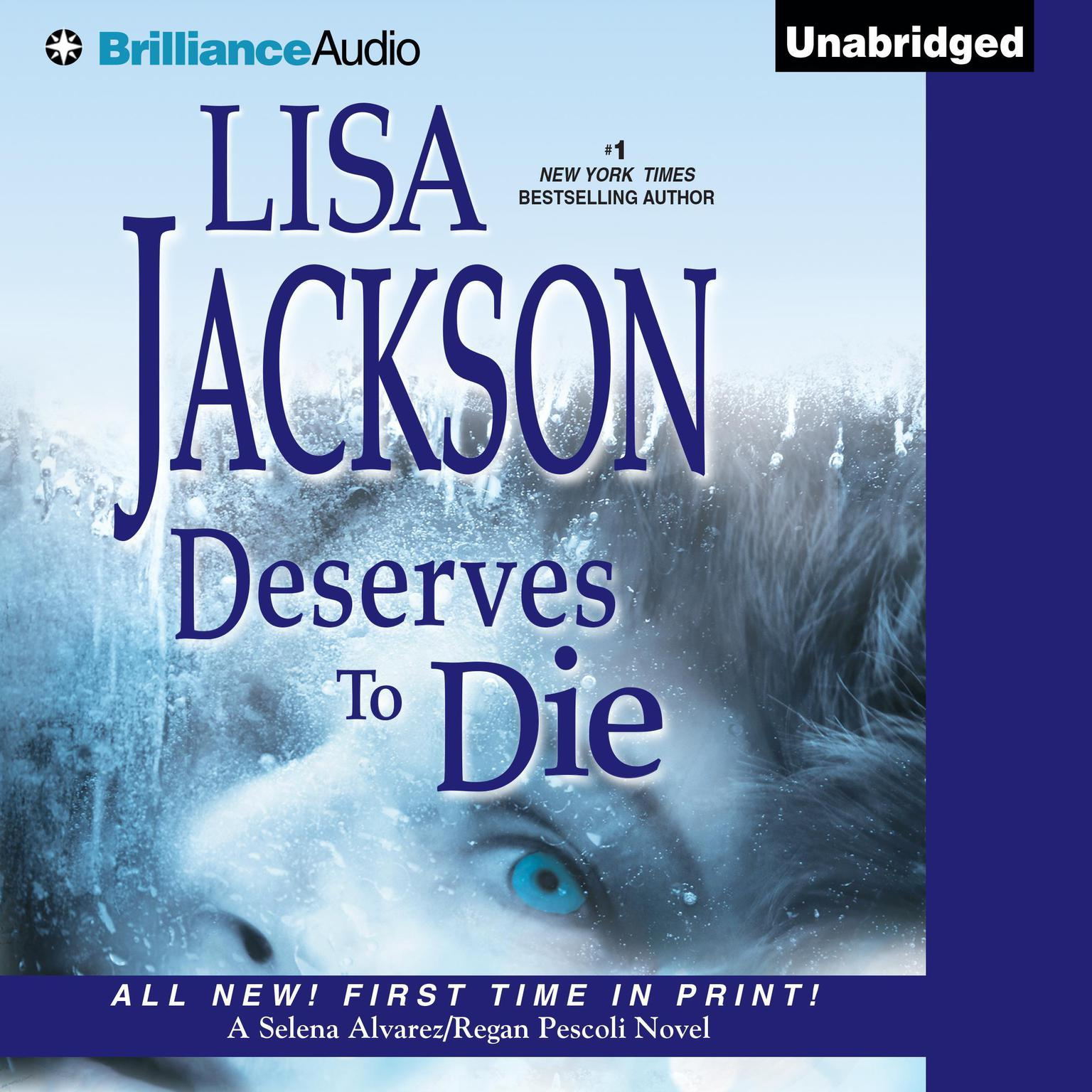 Printable Deserves to Die Audiobook Cover Art