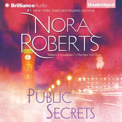 Public Secrets Audiobook, by Nora Roberts