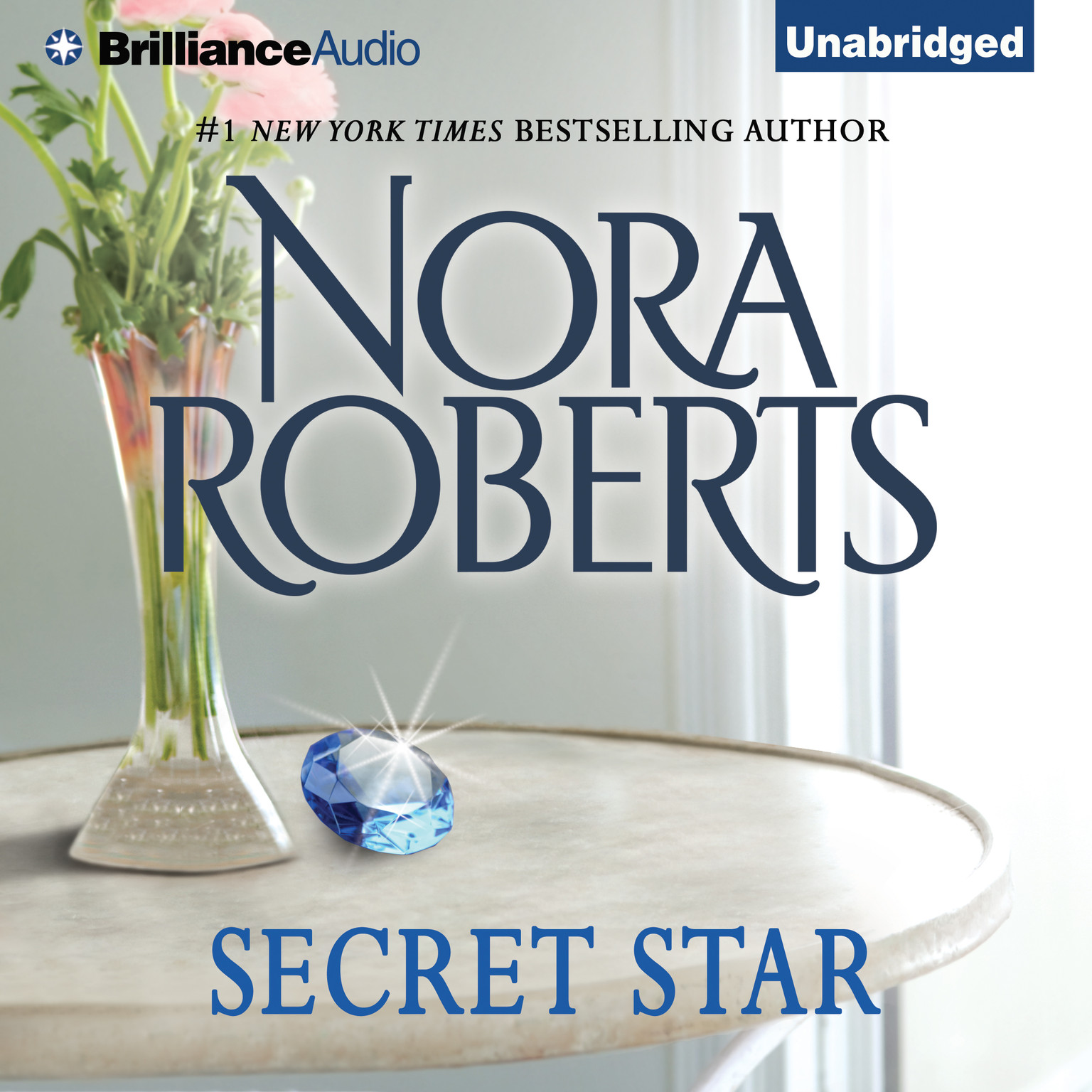 Printable Secret Star Audiobook Cover Art