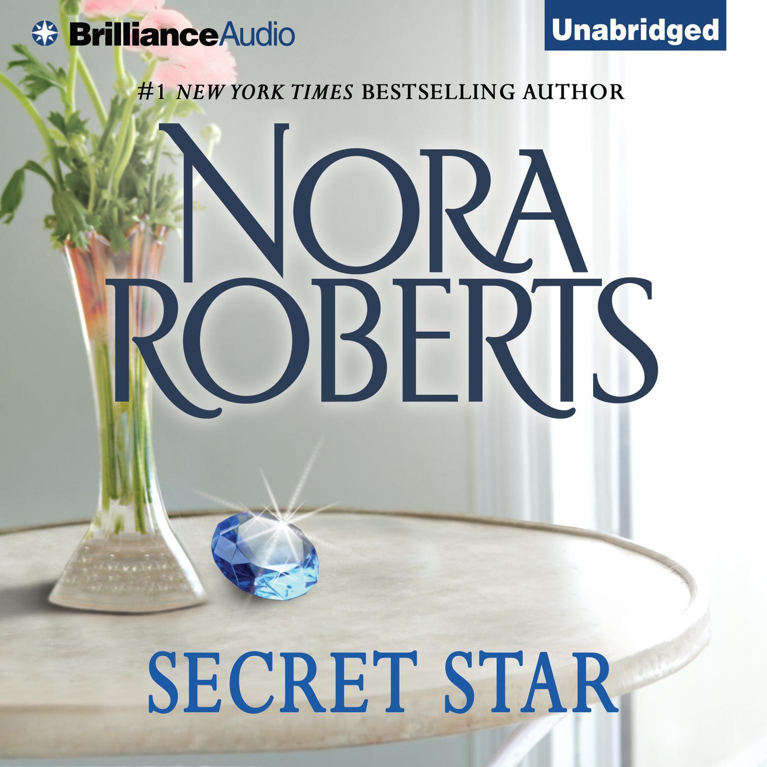 Printable Secret Star Audiobook Cover Art