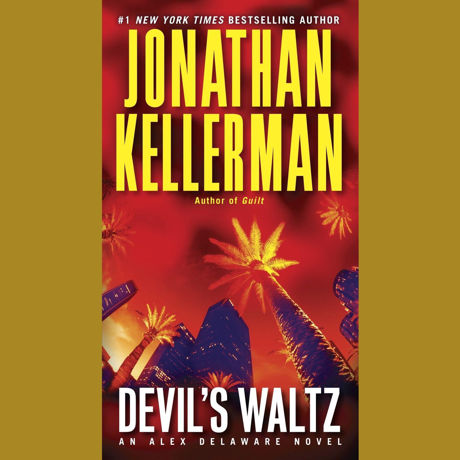 Printable Devil's Waltz: An Alex Delaware Novel Audiobook Cover Art