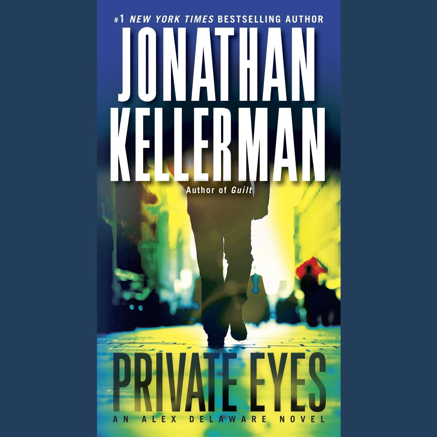 Printable Private Eyes: An Alex Delaware Novel Audiobook Cover Art