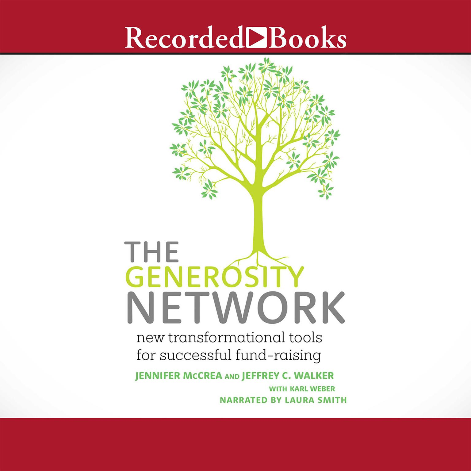 Printable The Generosity Network: New Transformational Tools for Successful Fund-Raising Audiobook Cover Art