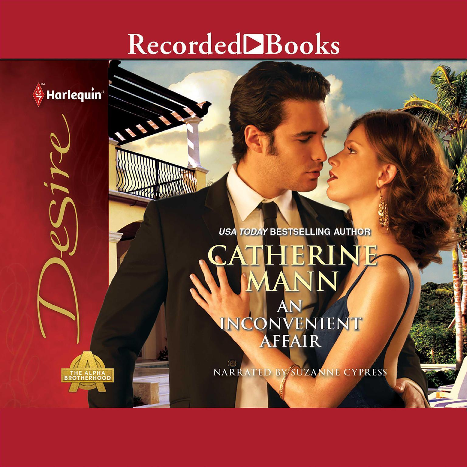 Printable An Inconvenient Affair Audiobook Cover Art