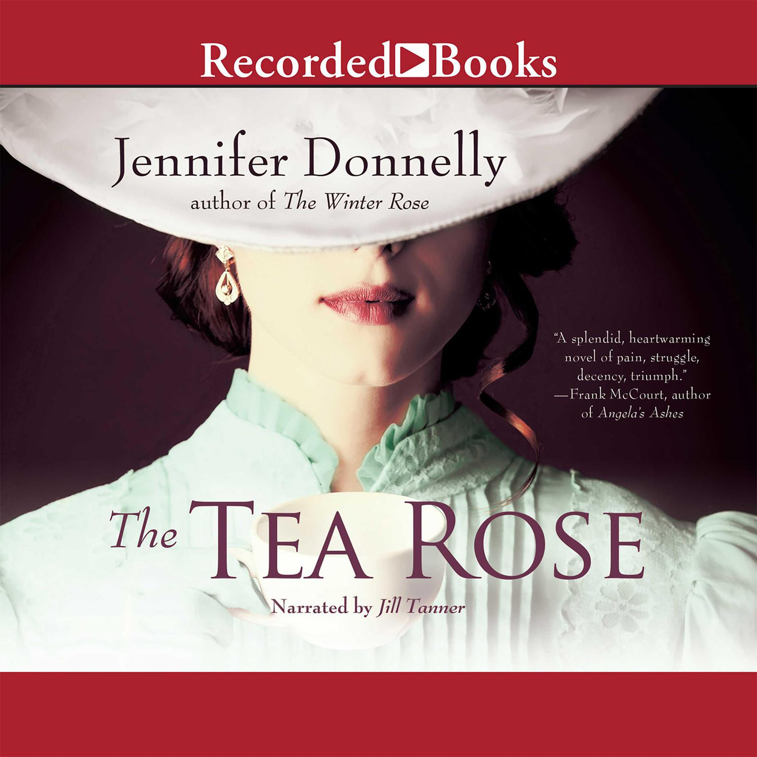 Printable The Tea Rose: A Novel Audiobook Cover Art