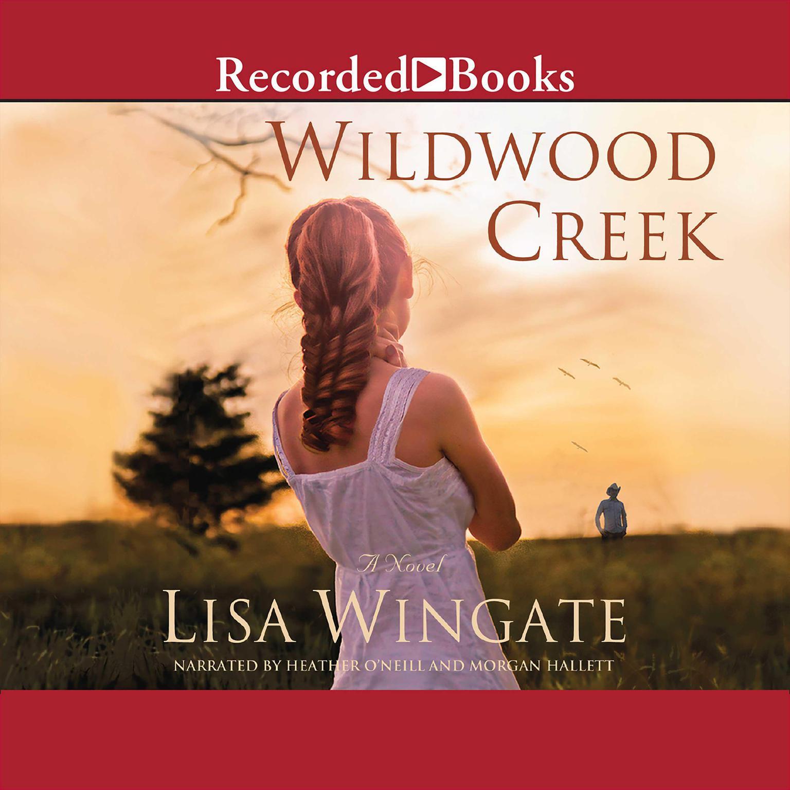 Printable Wildwood Creek Audiobook Cover Art