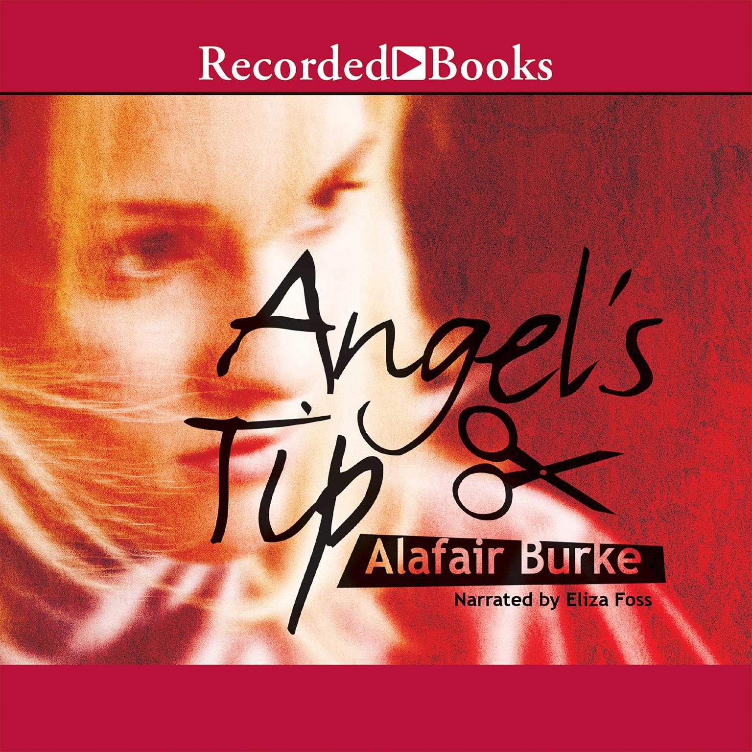 Printable Angel's Tip Audiobook Cover Art