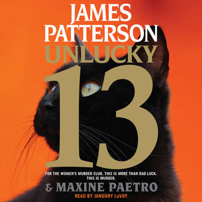 Unlucky 13 Audiobook, by James Patterson