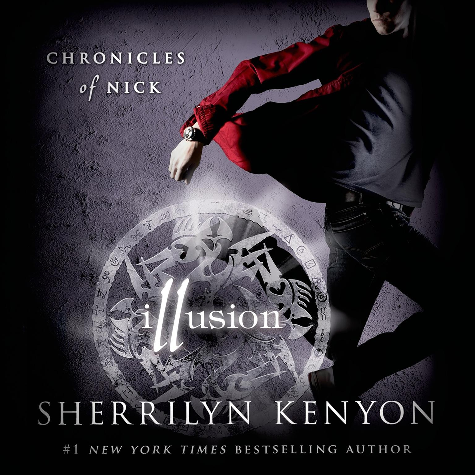 Printable Illusion: Chronicles of Nick Audiobook Cover Art
