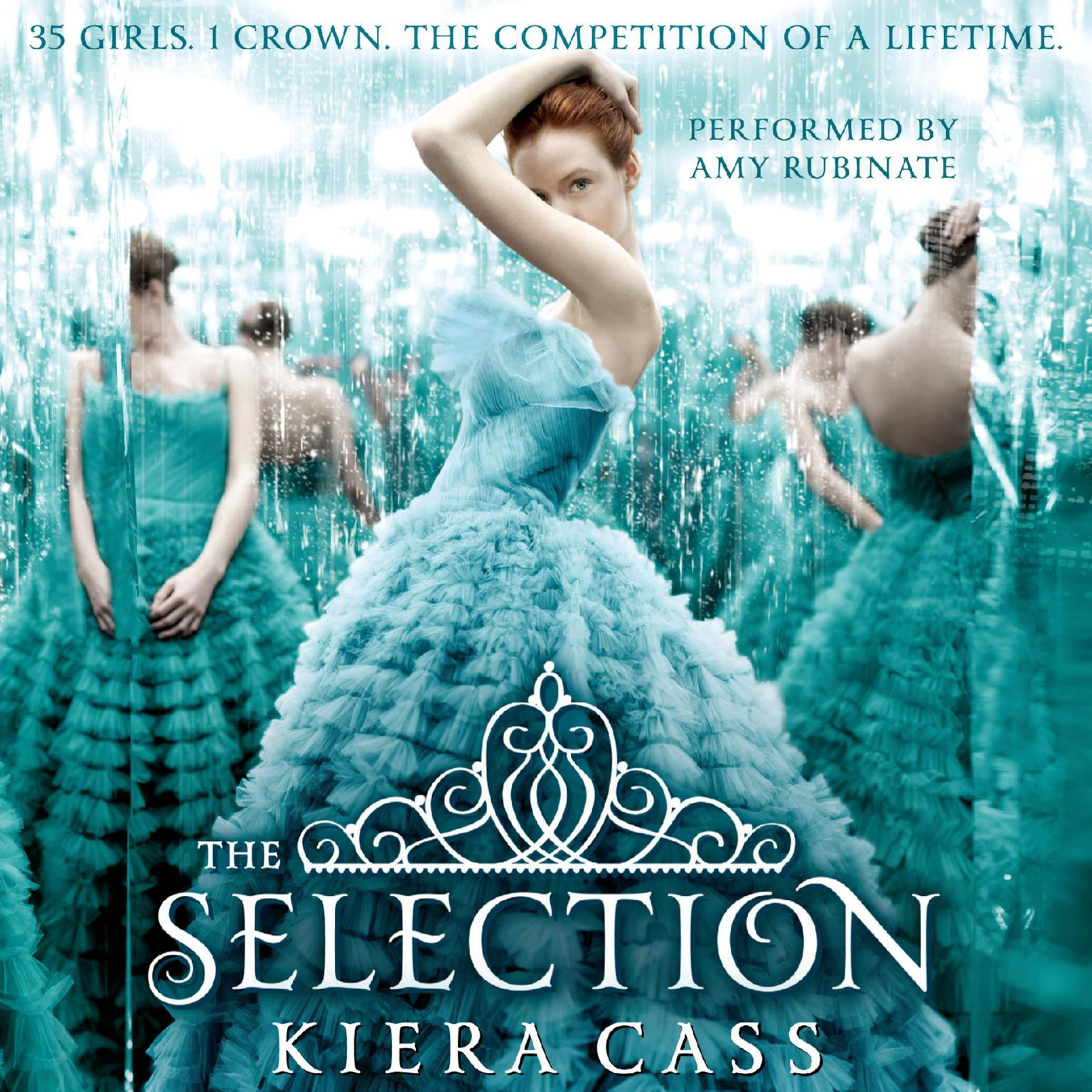 Printable The Selection Audiobook Cover Art