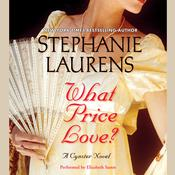 What Price Love?: A Cynster Novel, by Stephanie Laurens