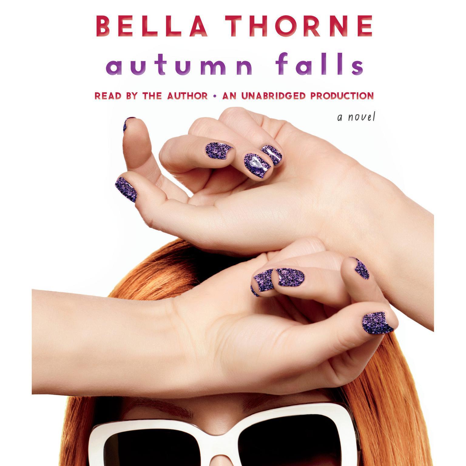 Printable Autumn Falls Audiobook Cover Art