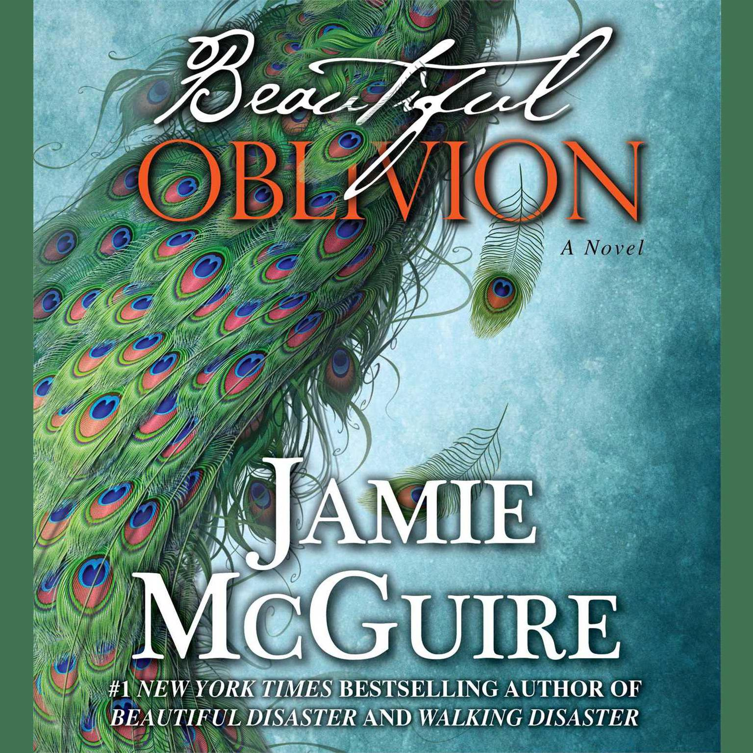 Printable Beautiful Oblivion: A Novel Audiobook Cover Art