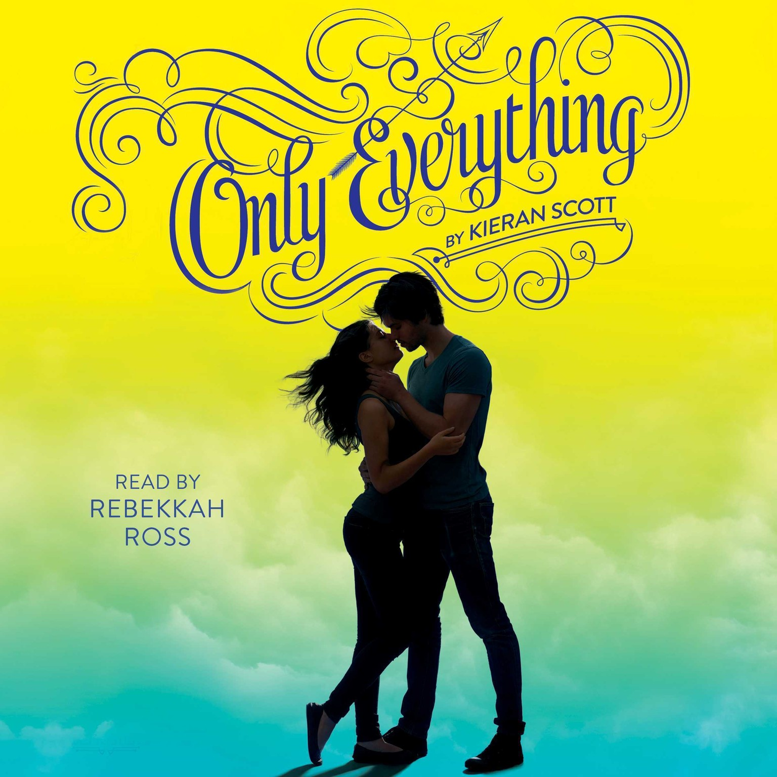 Printable Only Everything Audiobook Cover Art