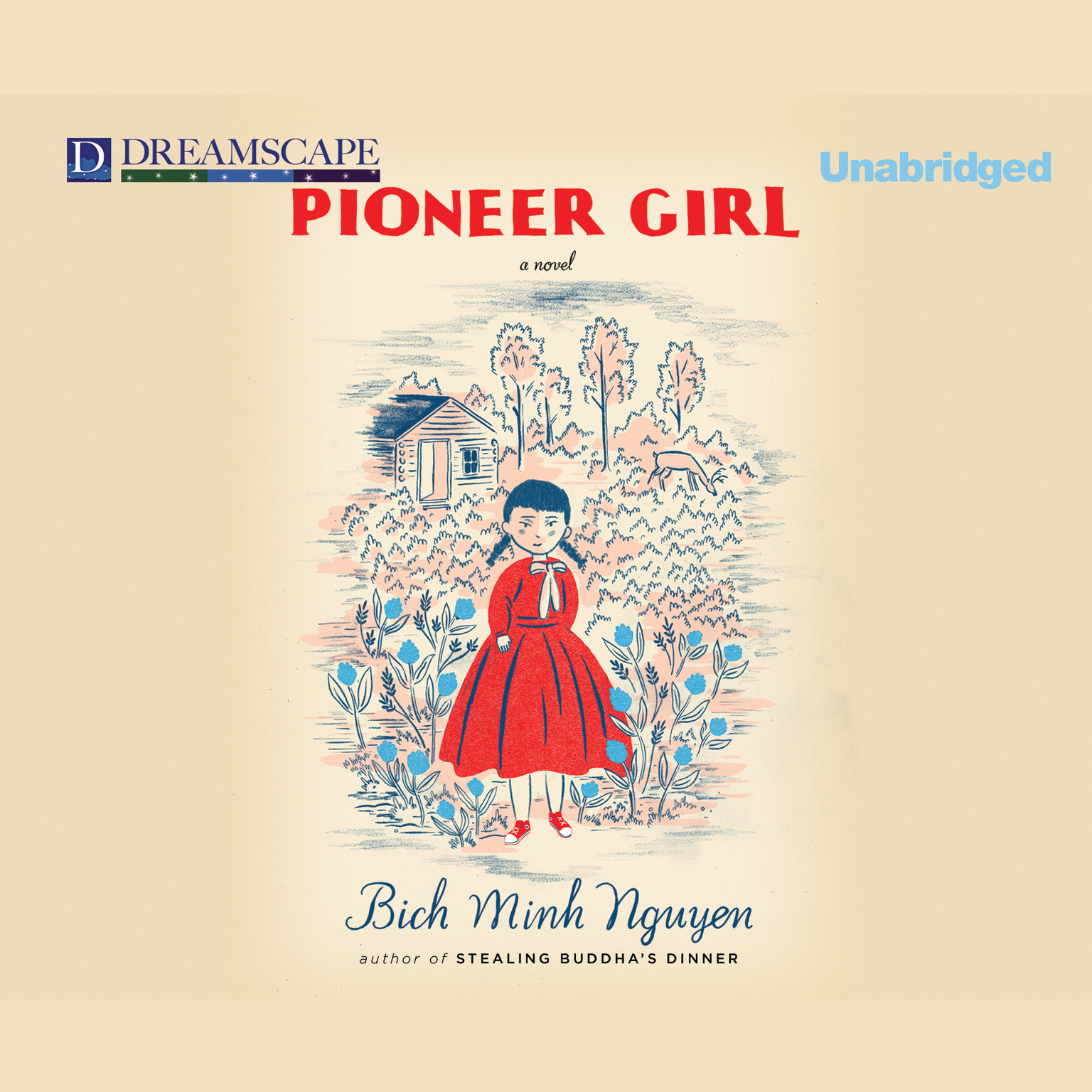 Printable Pioneer Girl: A Novel Audiobook Cover Art