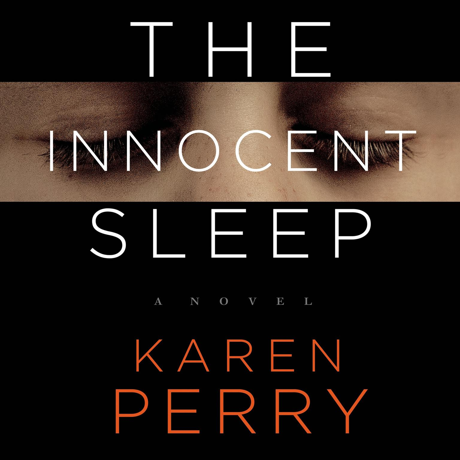 Printable Innocent Sleep: A Novel Audiobook Cover Art