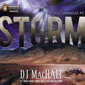 Storm: The SYLO Chronicles #2, by D. J. MacHale
