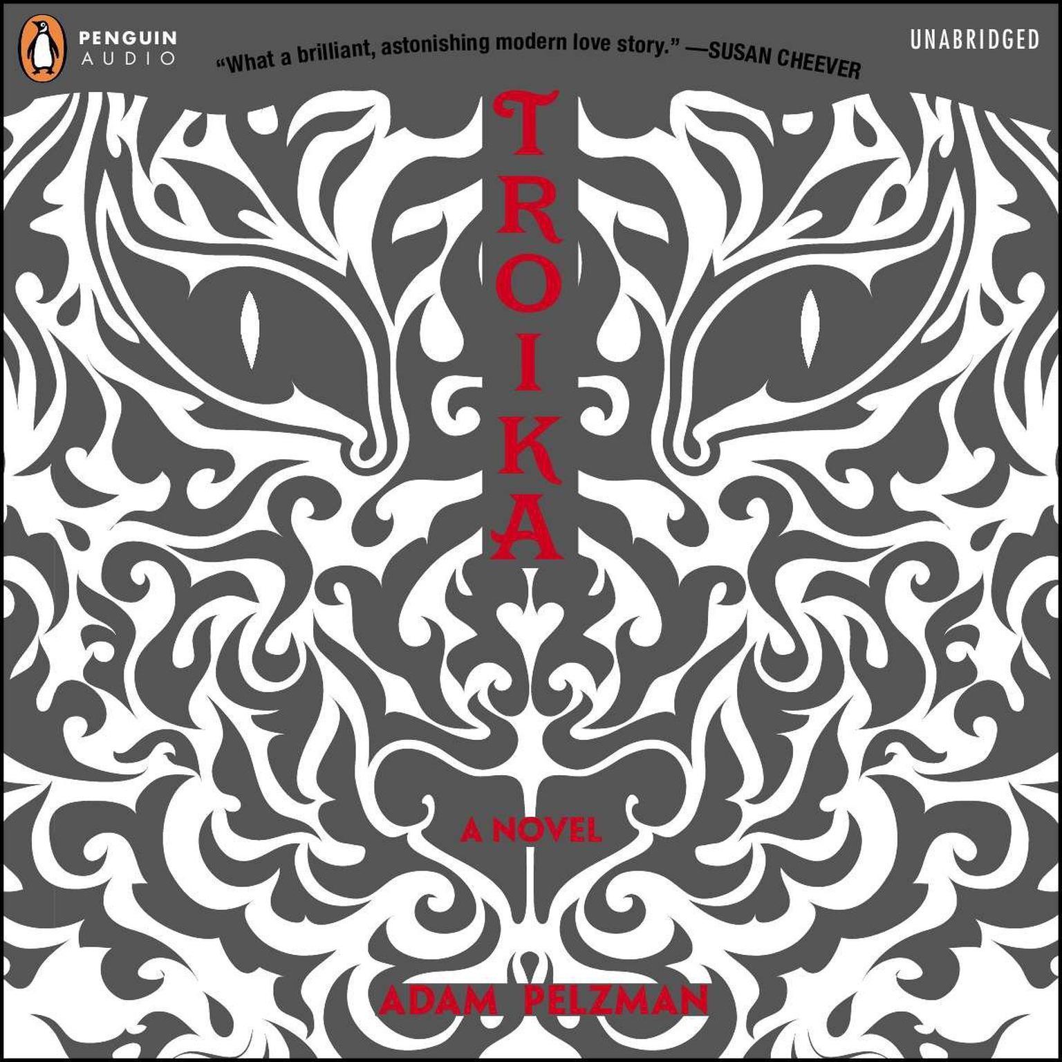 Printable Troika Audiobook Cover Art