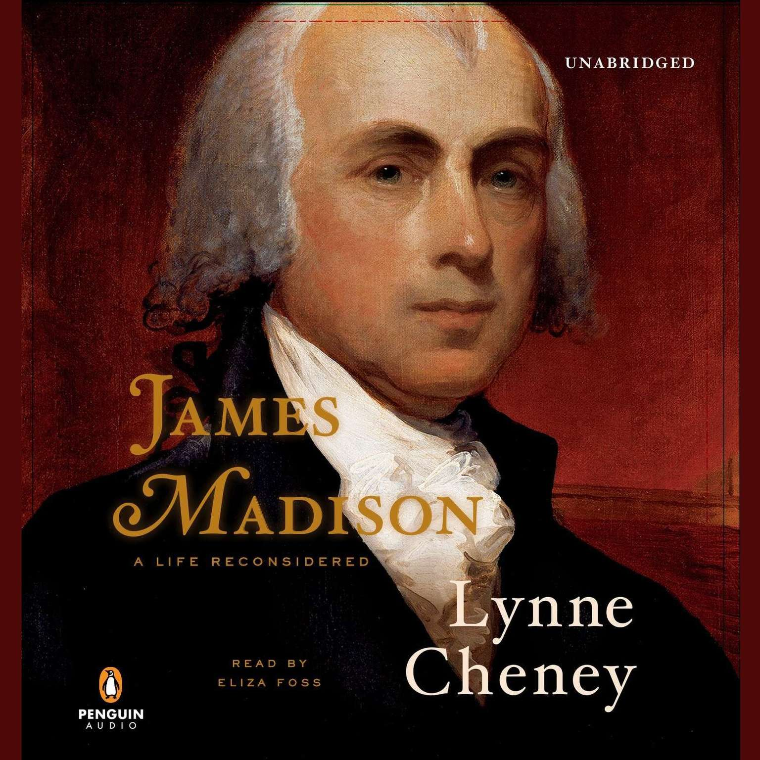 Printable James Madison: A Life Reconsidered Audiobook Cover Art