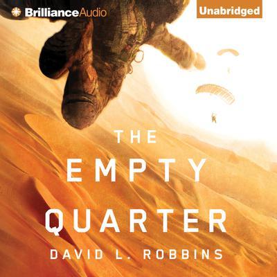 The Empty Quarter Audiobook, by David L. Robbins