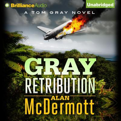 Gray Retribution Audiobook, by Alan McDermott